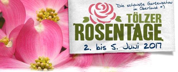 Tölzer Rosen und Gartentage